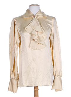 ralph lauren t et shirts et tops femme de couleur beige