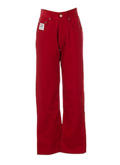 chipie pantalons et decontractes femme de couleur rouge