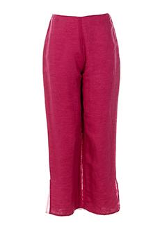 health pantacourts femme de couleur rose