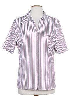 erfo chemises femme de couleur violet
