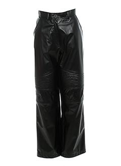 tuzzi pantalons et decontractes femme de couleur noir