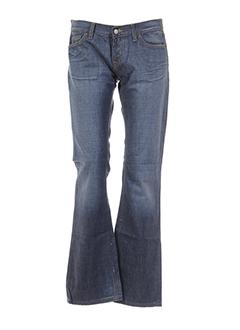 fornarina jeans et bootcut femme de couleur bleu