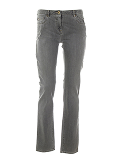 essentiel jeans et coupe et slim femme de couleur gris
