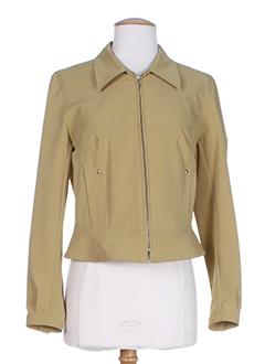 et dieu crea la femme vestes femme de couleur beige