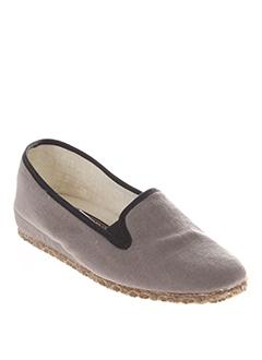 pifer chaussures femme de couleur gris