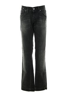 fornarina jeans femme de couleur noir