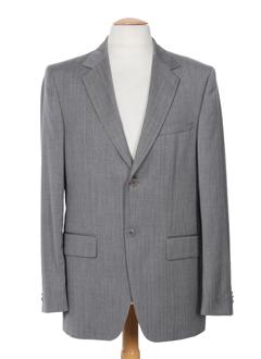 ecce vestes homme de couleur gris