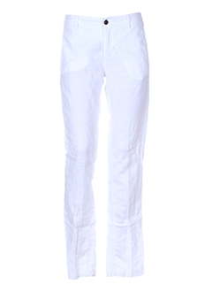 marlboro et classics pantalons et decontractes femme de couleur blanc