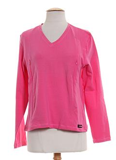 t'top t-shirts / tops femme de couleur rose