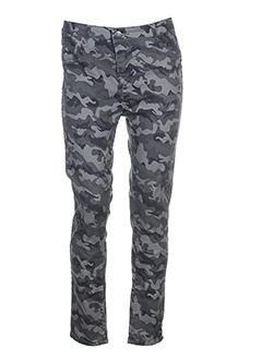 missing et johnny pantalons et decontractes femme de couleur vert