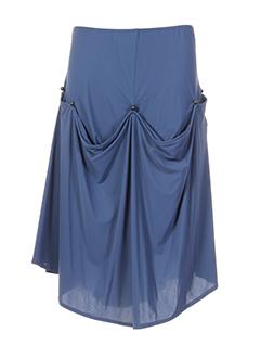 pilou des partants jupes femme de couleur bleu