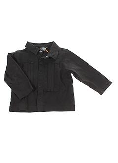 taille 0 chemises fille de couleur gris