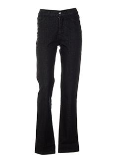 aqua jeans et coupe et slim femme de couleur bleu