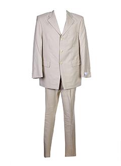 Costume de ville gris WILVORST pour homme