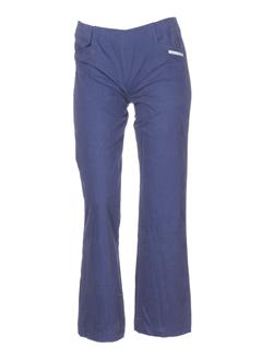 rusty pantalons et decontractes femme de couleur bleu