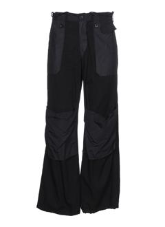 atsuro tayama pantalons femme de couleur noir