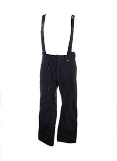 millet pantalons et decontractes homme de couleur noir