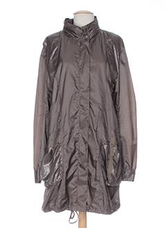 le et petit et baigneur vestes femme de couleur marron