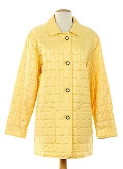 baronia vestes femme de couleur jaune