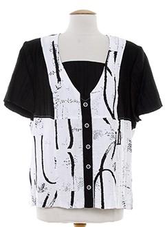 Produit-T-shirts / Tops-Femme-FRANCE RIVOIRE