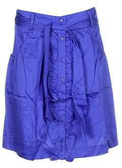 margit brandt jupes femme de couleur bleu
