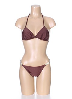 bahia beach baule maillots de bain femme de couleur marron