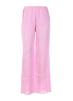caroline et rohmer pantalons et decontractes femme de couleur rose