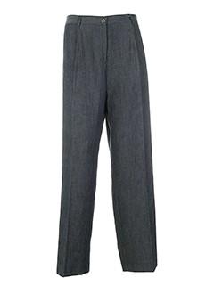 lysa et kara pantalons et decontractes femme de couleur bleu