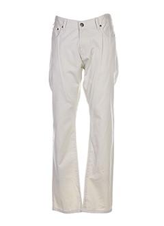 forecast pantalons homme de couleur beige