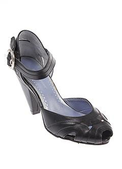 hush et puppies sandales et nu et pieds femme de couleur noir