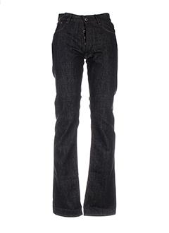 april et 77 jeans et coupe et droite homme de couleur noir