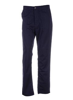 april et 77 pantalons et decontractes homme de couleur bleu