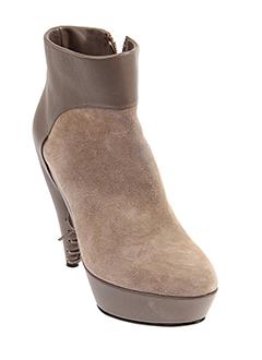 rodo chaussures femme de couleur marron