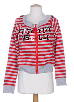 55 et dsl vestes femme de couleur rouge (photo)