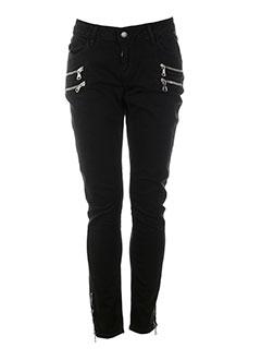 school et rag pantalons et decontractes femme de couleur noir