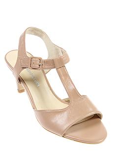studio et paloma sandales et nu et pieds femme de couleur beige