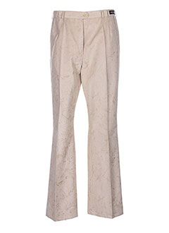 eugen et klein pantalons et citadins femme de couleur beige