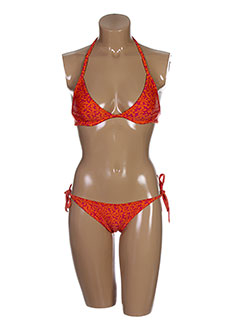 lenny maillots de bain femme de couleur orange