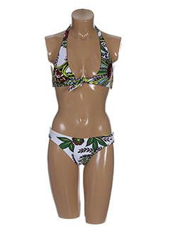 lenny maillots de bain femme de couleur vert
