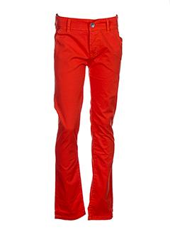 levis pantalons et decontractes enfant de couleur orange