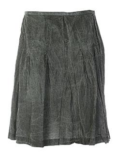 fairly jupes femme de couleur gris