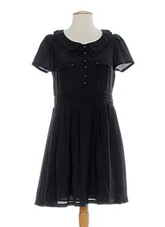 2 et two robes et mi et longues femme de couleur noir (photo)