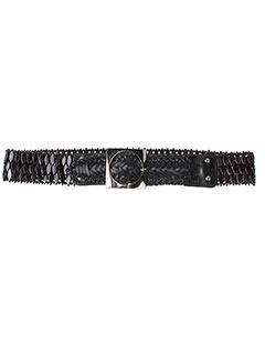 woodly accessoires femme de couleur noir