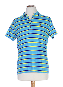 a-style t-shirts homme de couleur bleu