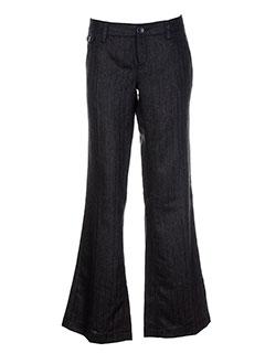 mexx pantalons femme de couleur gris