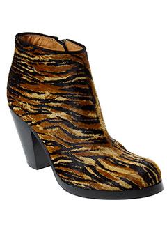 tatoosh boots femme de couleur marron