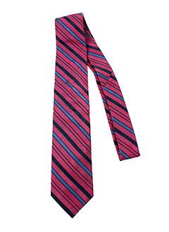 breuer accessoires homme de couleur rose
