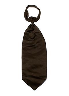 carlo et pignatelli cravates homme de couleur marron