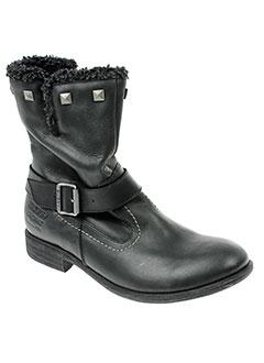 buggy boots femme de couleur gris