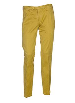 mmx pantalons et decontractes homme de couleur jaune